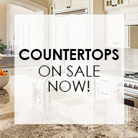 Countertops on sale now!