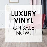 Luxury vinyl on sale now!